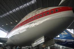 Mitsuki1211さんが、museum of flightで撮影したボーイング エアクラフト ホールディング カンパニー 747の航空フォト(飛行機 写真・画像)