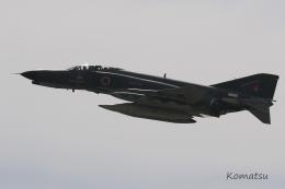 わかすぎさんが、小松空港で撮影した航空自衛隊 RF-4EJ Phantom IIの航空フォト(飛行機 写真・画像)
