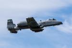 ファントム無礼さんが、横田基地で撮影したアメリカ空軍 A-10C Thunderbolt IIの航空フォト(飛行機 写真・画像)