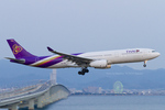 Scotchさんが、関西国際空港で撮影したタイ国際航空 A330-343Xの航空フォト(写真)