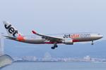 Scotchさんが、関西国際空港で撮影したジェットスター A330-201の航空フォト(飛行機 写真・画像)