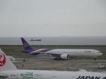 ukokkeiさんが、中部国際空港で撮影したタイ国際航空 777-3AL/ERの航空フォト(写真)