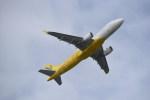 kumagorouさんが、那覇空港で撮影したバニラエア A320-214の航空フォト(飛行機 写真・画像)