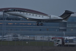 subarist 1977さんが、羽田空港で撮影したウィルミントン・トラスト・カンパニー G650 (G-VI)の航空フォト(写真)