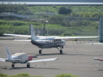 sp3混成軌道さんが、岡南飛行場で撮影した朝日航空 208B Grand Caravanの航空フォト(写真)