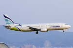 Scotchさんが、関西国際空港で撮影したエアプサン 737-48Eの航空フォト(飛行機 写真・画像)
