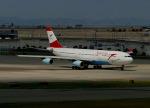 Crosswindさんが、関西国際空港で撮影したオーストリア航空 A340-212の航空フォト(写真)