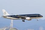 Scotchさんが、関西国際空港で撮影したスターフライヤー A320-214の航空フォト(飛行機 写真・画像)