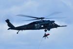 フォト太郎さんが、小松空港で撮影した航空自衛隊 UH-60Jの航空フォト(写真)