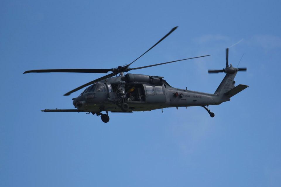 kumagorouさんのアメリカ空軍 Sikorsky S-70 (H-60 Black Hawk/Seahawk) (89-26211) 航空フォト