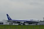 HS888さんが、鹿児島空港で撮影した全日空 777-281の航空フォト(写真)