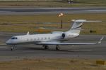 Scotchさんが、関西国際空港で撮影したPRIVATE G-V-SP Gulfstream G550の航空フォト(飛行機 写真・画像)
