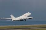 ゆなりあさんが、中部国際空港で撮影したカリッタ エア 747-4B5(BCF)の航空フォト(写真)
