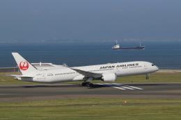 ゆなりあさんが、中部国際空港で撮影した日本航空 787-9の航空フォト(飛行機 写真・画像)