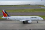 apphgさんが、中部国際空港で撮影したフィリピン航空 A320-214の航空フォト(写真)
