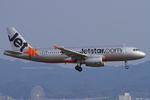 Scotchさんが、関西国際空港で撮影したジェットスター・アジア A320-232の航空フォト(写真)
