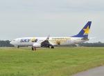パンサーRP21さんが、茨城空港で撮影したスカイマーク 737-86Nの航空フォト(写真)
