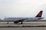 ハピネスさんが、関西国際空港で撮影した吉祥航空 A320-214の航空フォト(写真)