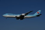 tassさんが、成田国際空港で撮影した大韓航空 747-8B5F/SCDの航空フォト(写真)