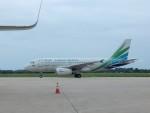 atiiさんが、シェムリアップ国際空港で撮影したランメイ・エアラインズ A319-132の航空フォト(写真)