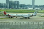 cassiopeiaさんが、羽田空港で撮影したPrivate Gulfstream G650ER (G-VI)の航空フォト(写真)