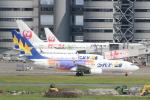 cassiopeiaさんが、羽田空港で撮影したスカイマーク 737-81Dの航空フォト(写真)
