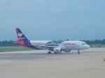 atiiさんが、シェムリアップ国際空港で撮影したバッサカ・エア A320-214の航空フォト(写真)