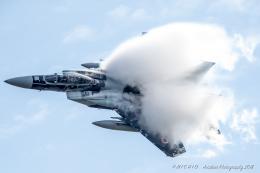 michioさんが、小松空港で撮影した航空自衛隊 F-15DJ Eagleの航空フォト(写真)