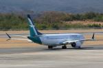 MA~RUさんが、広島空港で撮影したシルクエア 737-8-MAXの航空フォト(写真)