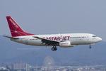Scotchさんが、関西国際空港で撮影したイースター航空 737-73Vの航空フォト(写真)