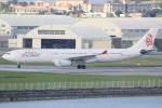 cassiopeiaさんが、那覇空港で撮影したキャセイドラゴン A330-343Xの航空フォト(写真)