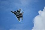 Duffさんが、小松空港で撮影した航空自衛隊 F-15J Eagleの航空フォト(写真)