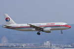 Scotchさんが、関西国際空港で撮影した中国東方航空 A320-232の航空フォト(写真)