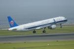 せせらぎさんが、中部国際空港で撮影した中国南方航空 A321-211の航空フォト(写真)