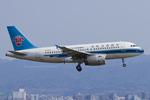 Scotchさんが、関西国際空港で撮影した中国南方航空 A319-132の航空フォト(写真)