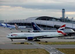Crosswindさんが、関西国際空港で撮影したブリティッシュ・エアウェイズ 777-236/ERの航空フォト(写真)