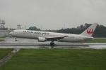 はなおさんが、高松空港で撮影した日本航空 767-346/ERの航空フォト(写真)