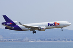 Scotchさんが、関西国際空港で撮影したフェデックス・エクスプレス MD-11Fの航空フォト(飛行機 写真・画像)