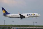 まーちらぴっどさんが、羽田空港で撮影したスカイマーク 737-86Nの航空フォト(写真)