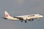 まーちらぴっどさんが、羽田空港で撮影したジェイ・エア ERJ-190-100(ERJ-190STD)の航空フォト(写真)