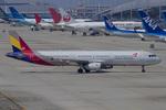 Scotchさんが、関西国際空港で撮影したアシアナ航空 A321-231の航空フォト(写真)