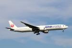 funi9280さんが、新千歳空港で撮影した日本航空 777-346の航空フォト(写真)