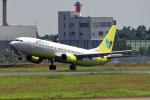 Cozy Gotoさんが、成田国際空港で撮影したジンエアー 737-86Nの航空フォト(写真)
