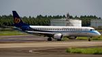 Cozy Gotoさんが、成田国際空港で撮影したマンダリン航空 ERJ-190-100 IGW (ERJ-190AR)の航空フォト(写真)
