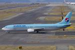 Scotchさんが、関西国際空港で撮影した大韓航空 737-9B5の航空フォト(写真)