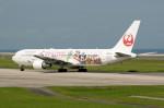 動物村猫君さんが、大分空港で撮影した日本航空 767-346/ERの航空フォト(写真)