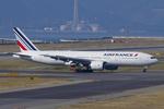 Scotchさんが、関西国際空港で撮影したエールフランス航空 777-228/ERの航空フォト(飛行機 写真・画像)