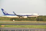 ハヤテBRさんが、成田国際空港で撮影した全日空 767-381/ERの航空フォト(写真)