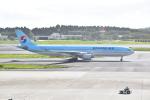 ハヤテBRさんが、成田国際空港で撮影した大韓航空 A330-322の航空フォト(写真)