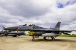 NCT310さんが、横田基地で撮影したアメリカ空軍 F-16CM-50-CF Fighting Falconの航空フォト(写真)